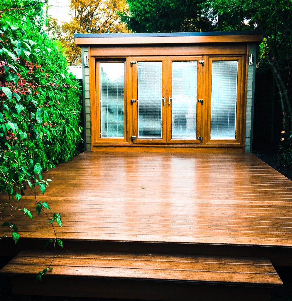 View Our Insulated Garden Rooms