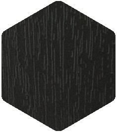 Black Ash colour sample from our Products and Finishes brochure.
