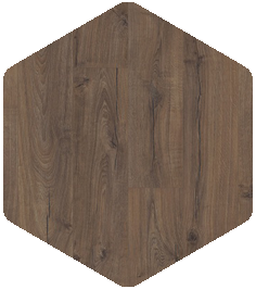 Classic Oak Brown flooring sample from our Products and Finishes brochure.