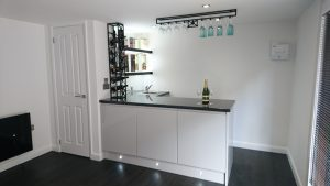 Garden Room Quote - Garden Bar including kitchen and toilet