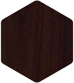 Rosewood colour sample from our Products and finishes brochure.