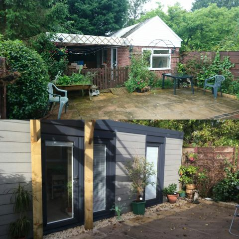 Granny Annexe Extension