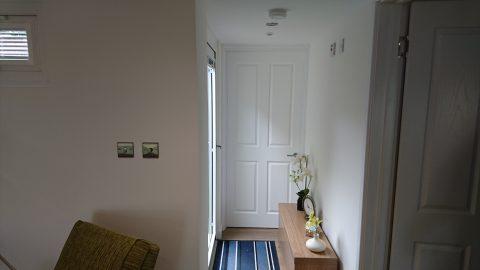 Granny Annexe Hallway