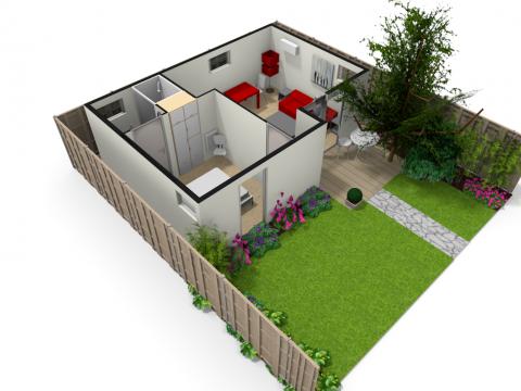 Garden Annexe Plan