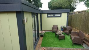 Two Bedroom Garden Annexe