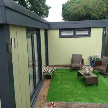 Love my Home and Garden Garden Room - by The Green Room