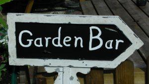garden room use blog stock photo 1