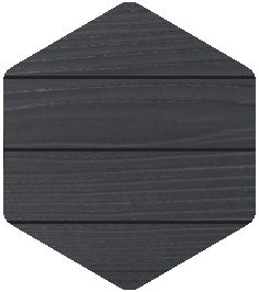 Slate Grey for garden room