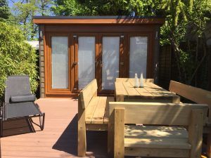 Multi-Purpose Garden Room