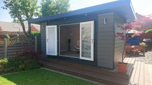 Insulated Garden Room Office