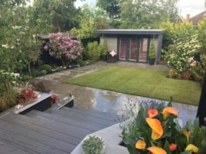 Love Your Home and Garden -The Green Room Garden Room