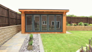 Image of High Quality Cedar Garden Room The Green Room