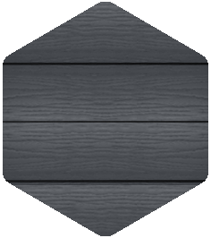 PVC Anthracite Grey Sample Tile