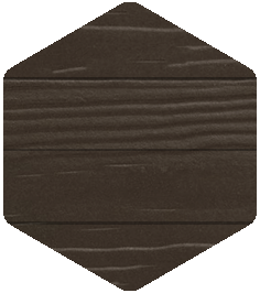 Cedral_Dark Brown Sample Tile