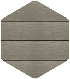 PVC Taupe Sample Tile