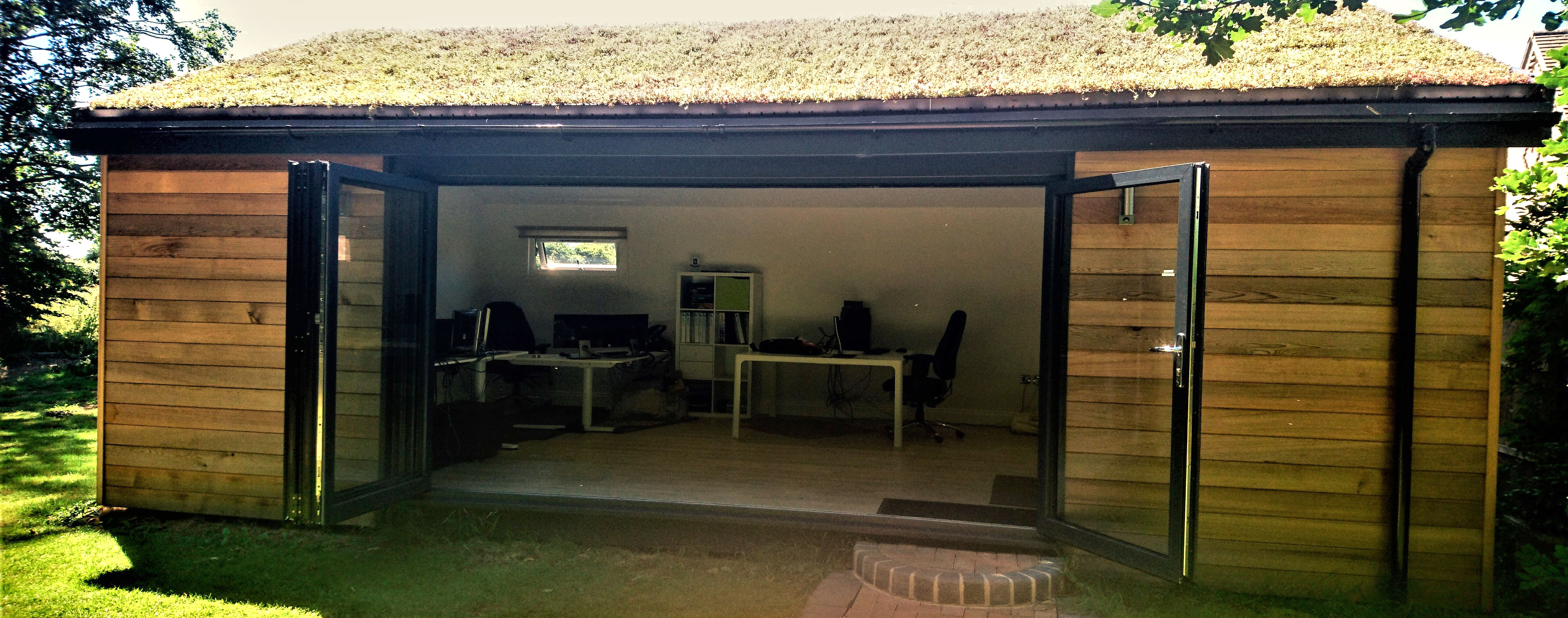 Large Garden Office