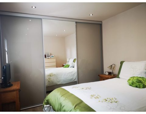 Quality Granny Annexe Bedroom The Green Room