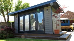 Garden Room Quality Insulated Building